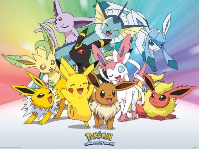 Vamos ver se você é um mestre Pokémon!