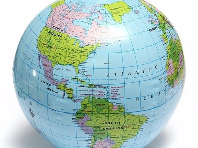 Perguntas de Geografia