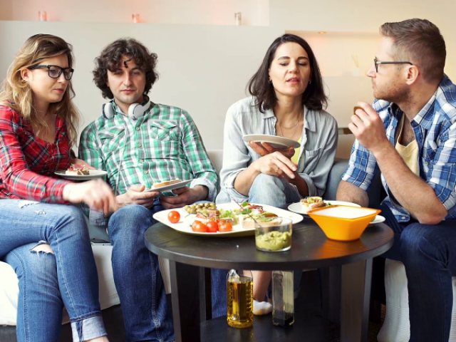 Qual o seu tipo de comportamento social?