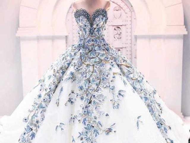 Descubra o seu vestido de noiva ideal!