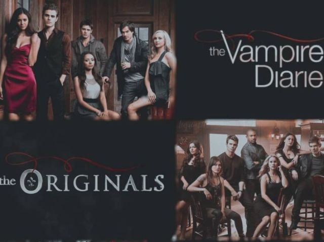 The Vampire Diaries, The Originals e Legacies