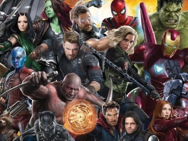 O quão bem você conhece o Universo Cinematográfico da Marvel?