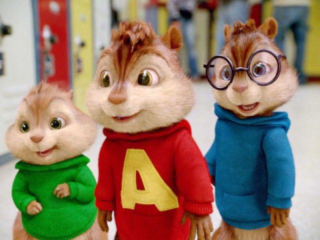Quem você seria em Alvin e os Esquilos?