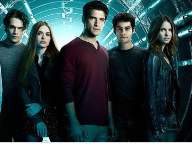 Você é fã de Teen Wolf?