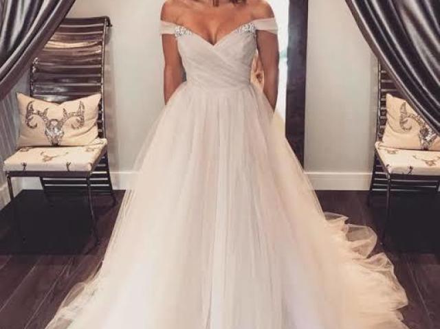 Qual seu vestido de casamento ideal?