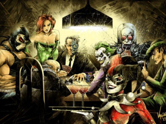Qual vilão você seria em Batman?