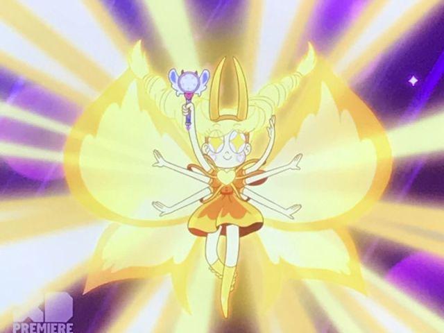"""Qual seria sua marca mágica na bochecha em """"Star vs. As Forças do Mal""""?"""