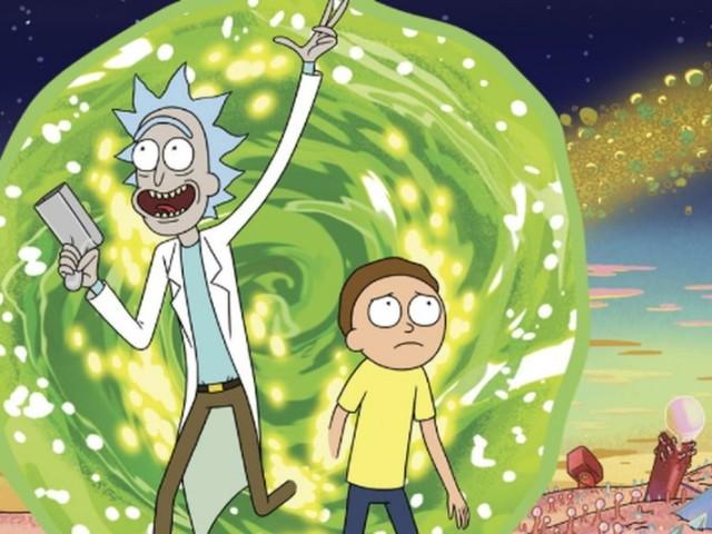 Qual personagem tem sua personalidade em Rick e Morty?
