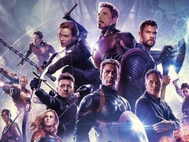 Quem você seria dos Vingadores?