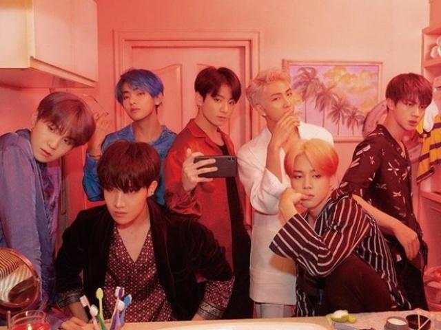 Você realmente sabe reconhecer os membros do BTS?