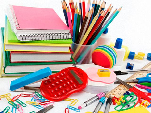 Como seria seu material escolar 2020?