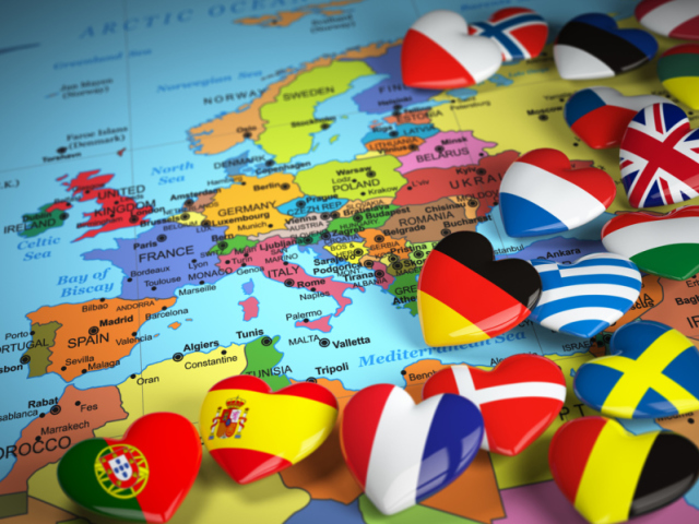 Será que você consegue passar nesse teste sobre a Europa?