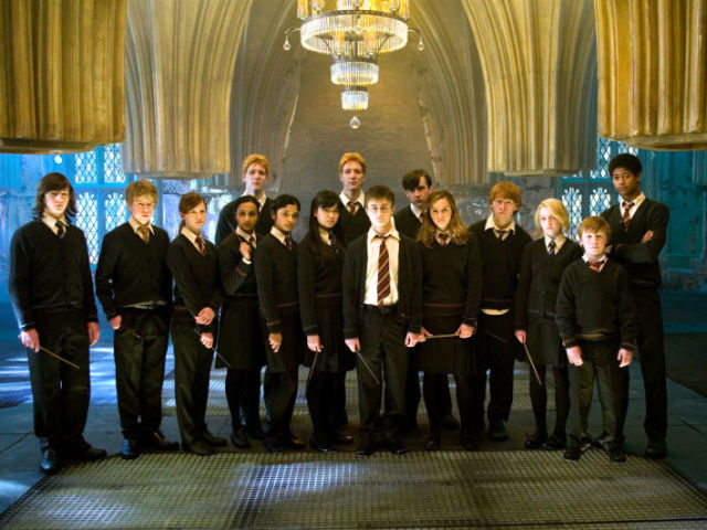 Com qual personagem de Harry Potter você mais se parece?