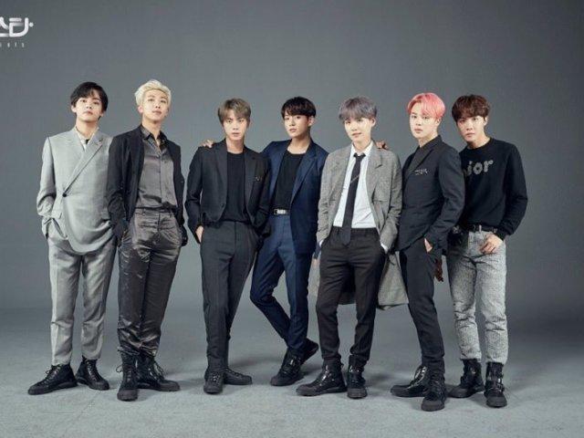 Qual membro do BTS você mais se parece?