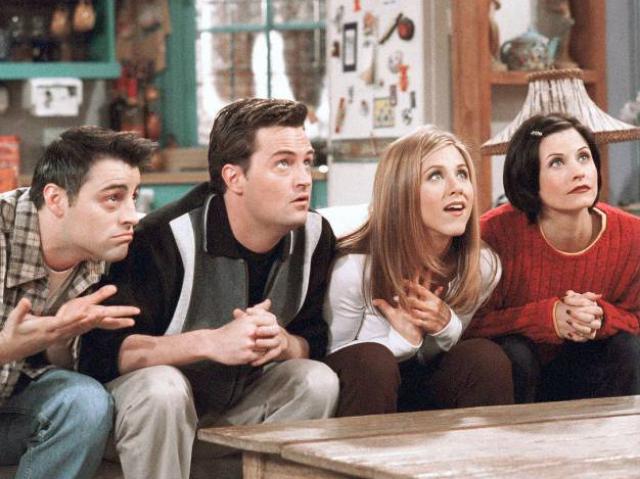 Que personagem você seria em Friends?