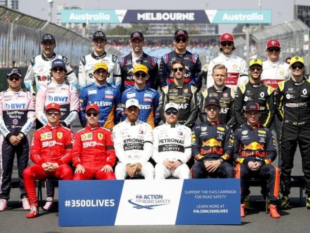 Qual o piloto da Formula 1 atual você seria?