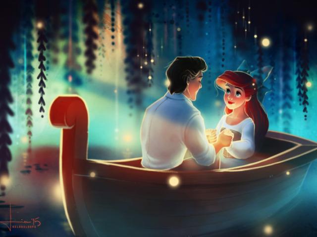 Qual casal da Disney você e o/a seu/sua namorado(a) formam?