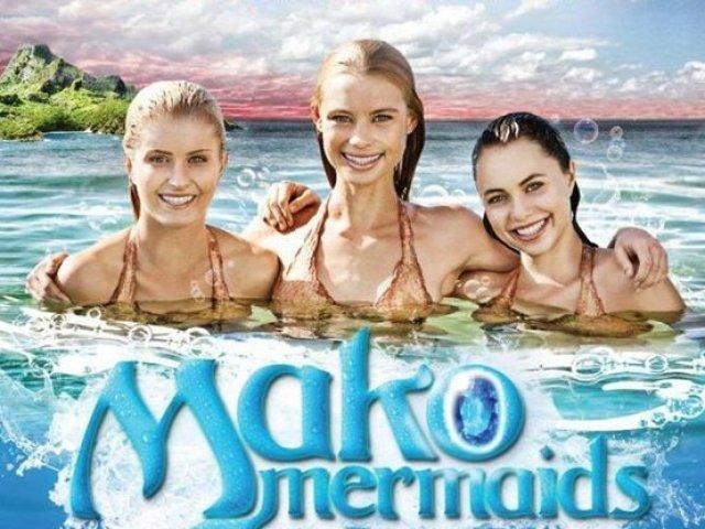 Você conhece mesmo mako mermaids?
