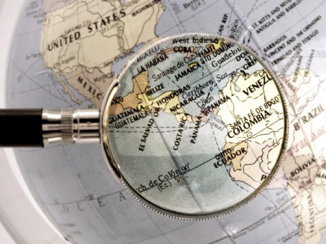 Teste sobre o continente americano!
