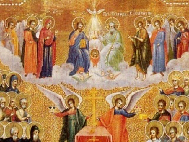 Você conhece os santos?