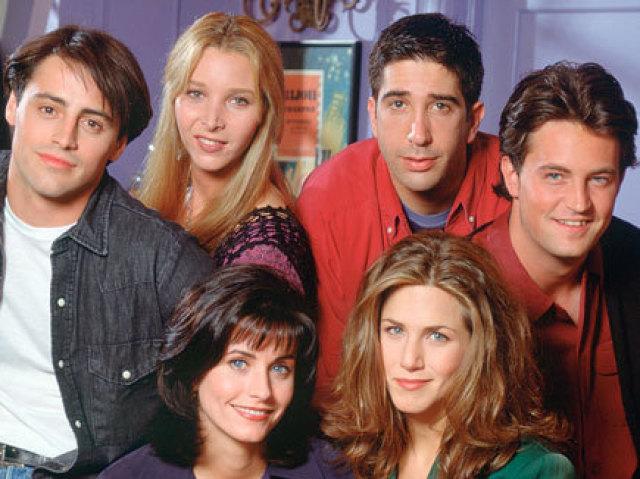 Você conhece Friends?
