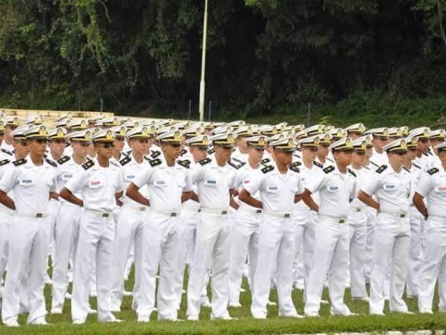 Qual seria sua vocação na marinha?
