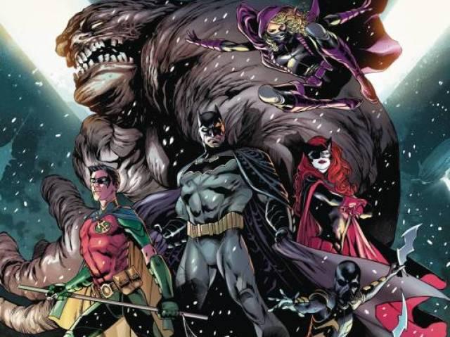 DC Renascimento 4: A BatFamília