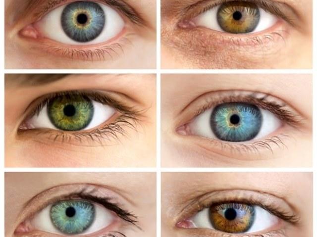 Qual cor combina mais com os seus olhos?