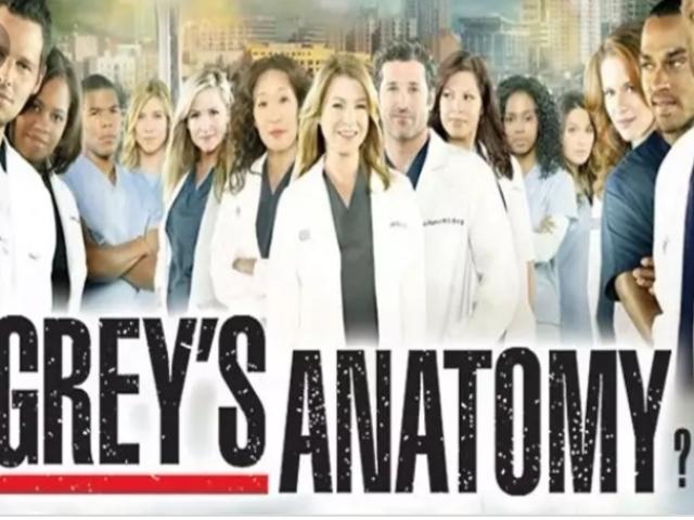 Teste mais difícil de Grey's Anatomy!