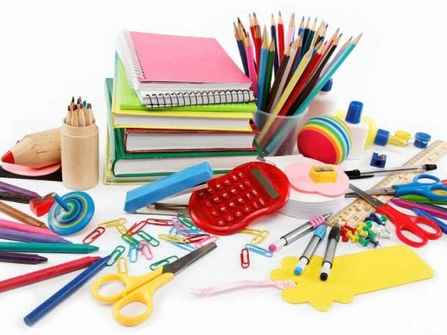 Como seria seu material escolar?