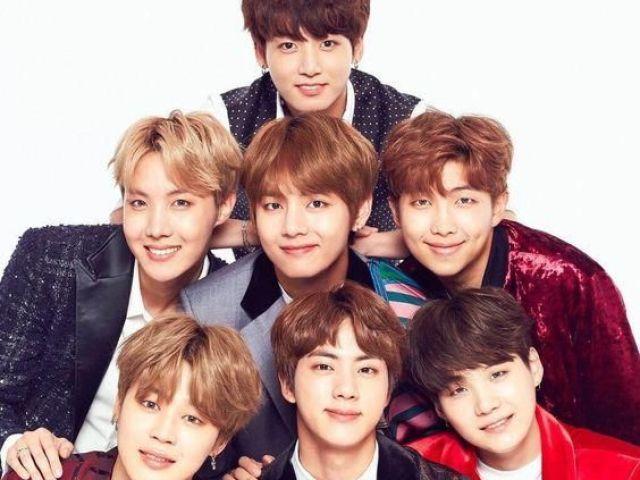 Você realmente conhece o grupo de K-pop BTS?