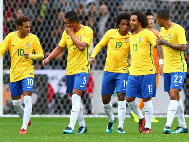 Qual o jogador da seleção brasileira você seria?