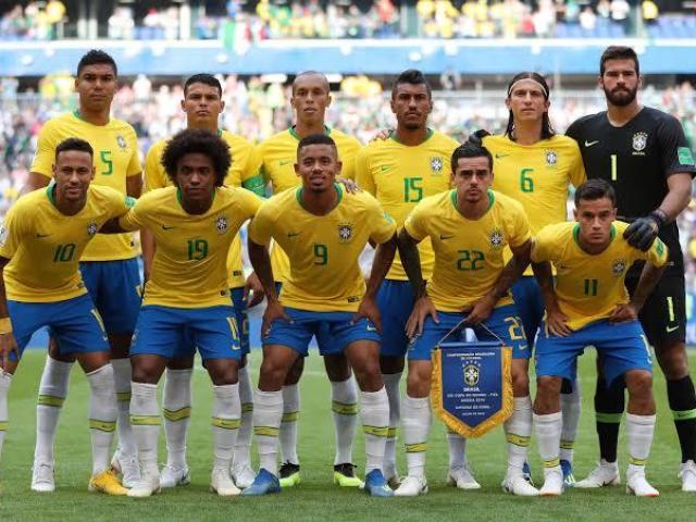 Você sabe os times dos jogadores da seleção brasileira?