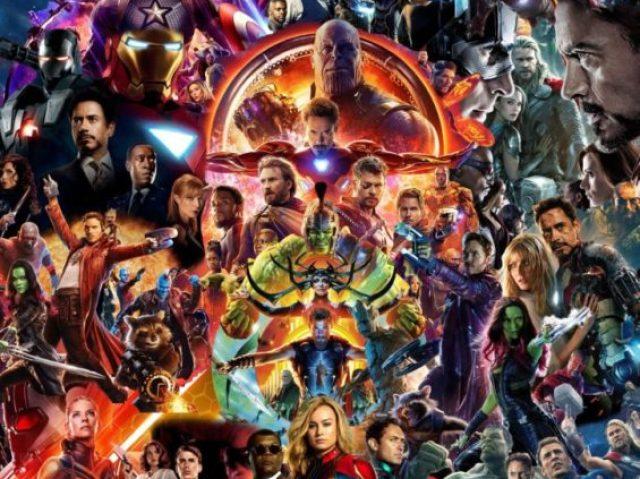 Quem você seria em Vingadores?