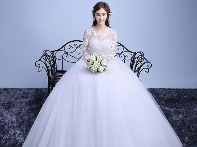 Qual será seu vestido de noiva ideal?