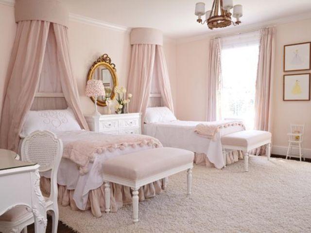 Como será seu quarto de princesa?