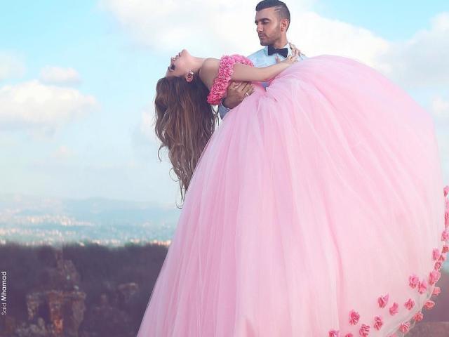 Como será seu vestido de debutante?