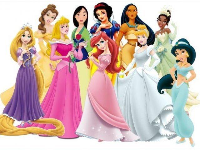 De qual filme de princesa você seria?