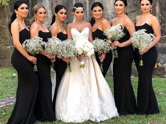 Qual será o seu vestido de madrinha de casamento?