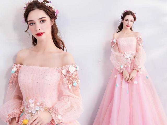 Qual será o seu vestido de baile?
