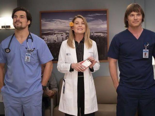 Qual personagem de Grey's Anatomy seria seu namorado?