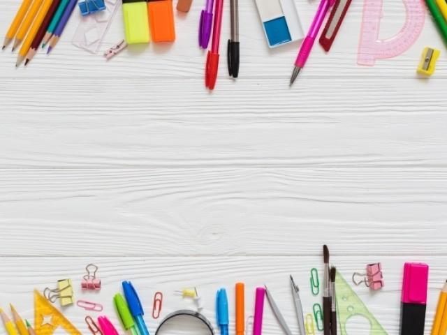 Material Escolar: Qual seria o seu?