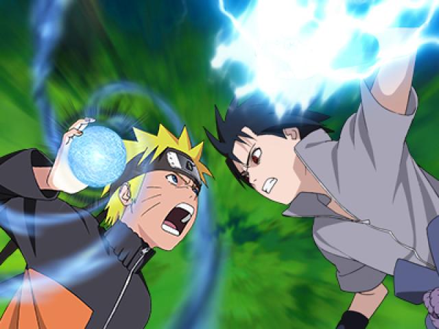 Quem você seria em Naruto? (32 personagens)