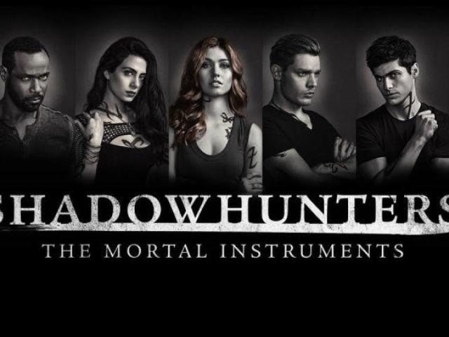 Você conhece a série shadowhunters?