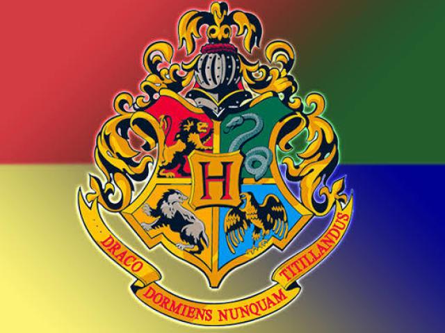 Qual sua Casa de Hogwarts?