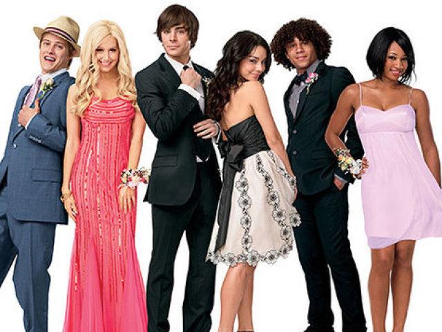 Quem você mais parece de High School Musical?