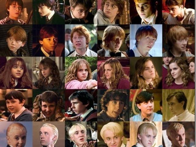 Você conhece bem os personagens de HP?