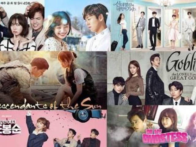 K-dramas: Você conhece?