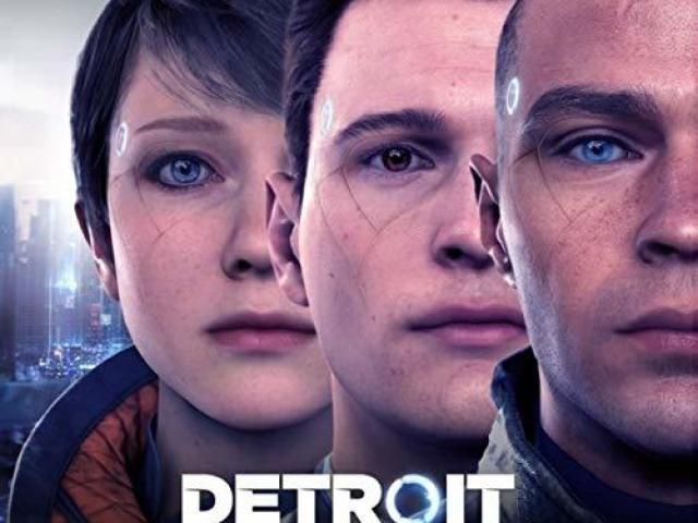 Você conhece Detroit Become Human?