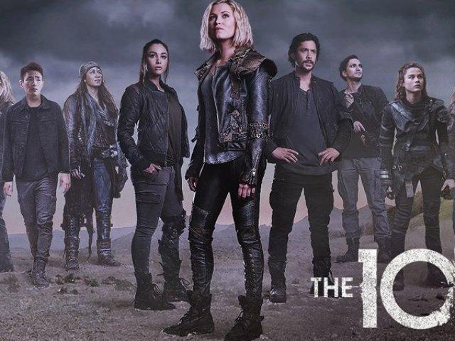 Você sabe o nome dos personagens de The 100?